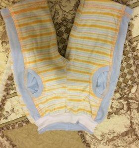 махровые штаны