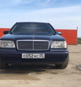 Mercedes-Benz S-Класс, 1998