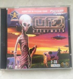 UFO Aftermath 2 CD