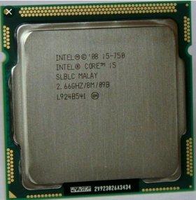 Процессор Intel Core i5 Lynnfield сокет 1156