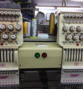 Ремонт промышленных швейных и вышивальных машин