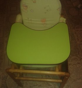 Продам детский стул-стол