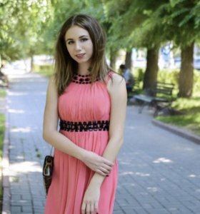Розовое платье Обмен