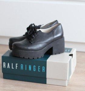 Новые полуботинки Ralf ringer, р37
