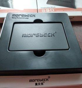 SSD 120GB Morebeck НОВЫЕ!