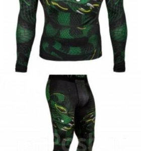 Рашгард VENUM размер М (футболка+штаны)