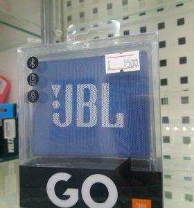 Колонка-мини JBL GO