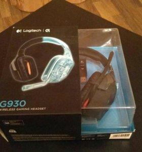 Наушники Logitech g930