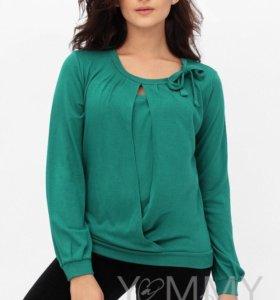 Блуза для беременных и кормящих мамочек