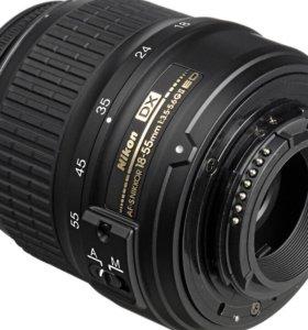 Nikon 18-55 mm