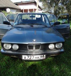 BMW 5 серия, 1982