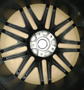 Литые диски BRABUS R20