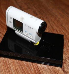Экшн камера Sony HDR AS100VB