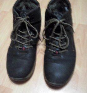 Ботинки мужские зимние 43 размера