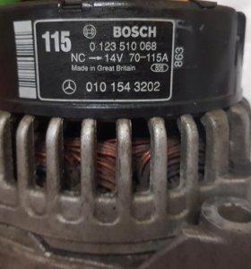 Генератор Mercedes e240 w210 120a Bosch