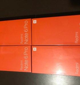 Xiaomi Redmi Not 6 Pro 4/64