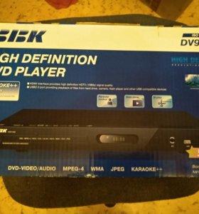 Dvd-плеер bbk dv913hd