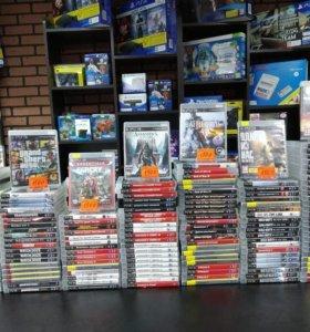 Распродажа игр на PS 3
