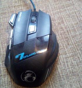 Игровая мышь imice