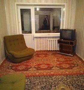 Квартира, 3 комнаты, 43.5 м²