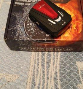 Антирадар с GPS