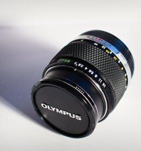 OLYMPUS OM-SYSTEM F.ZUIKO 85mm f/2.0