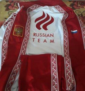 Спортивный Костюм Bosco Russia
