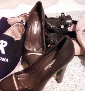 Обувь б/у36-37