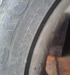 Колеса в сборе Seat Alhambra R16 205/55