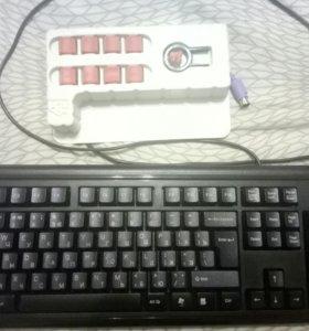 Игровая клавиатура A4Tech X7-G300