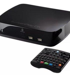 Медиаплеер (жёсткий диск 1Tb)