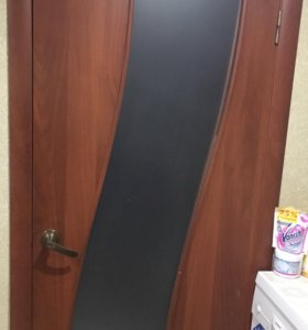 Двери 🚪 (полотно) межкомнатные 2 штуки.