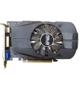 Видеокарта geforce asus gtx 750 ti 2 gb