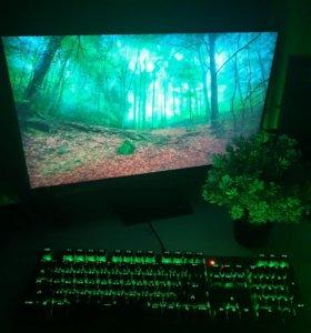 Игровая клавиатура Bloody B820R