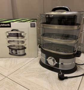 Пароварка Morphy Richards 48751