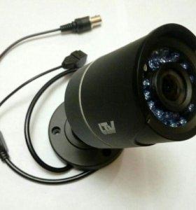 Видеокамера с ИК-подсветкой LTV-CDH-B6001L-F2.8