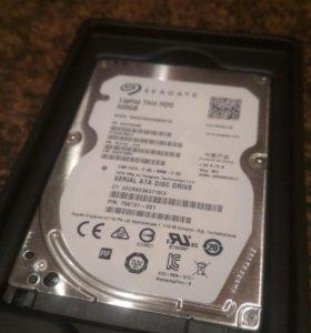 """Жесткий диск 2.5"""" Seagate ST500LM021"""