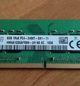 Оперативная память Hynix DDR4 2400 SO-DIMM 8Gb