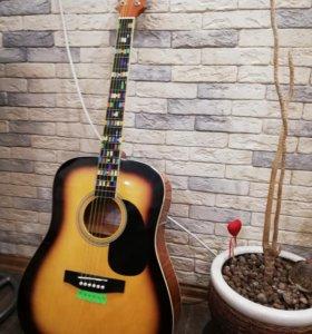 Гитара COLOMBO LF-4100 SB с чехлом