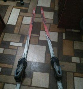 Лыжи комплект CRUISER JARVINEN 170 TPU CAP