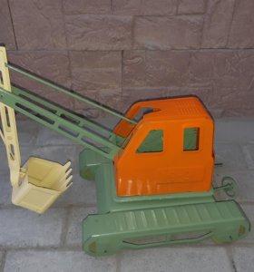 Экскаватор СиМ 19-91