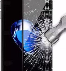 Защитное стекло iPhone айфон полное покрытие
