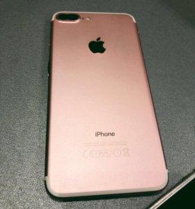 iPhone 7 Plus 128 GB Розовый