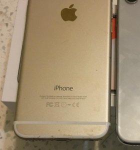 Айфон 6 голд 64гб