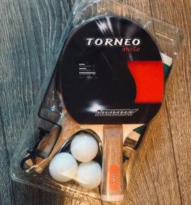 Ракетки для пинг-понга Torneo