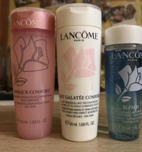 Очищение Lancôme