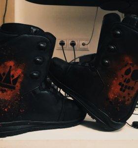 Ботинки для сноуборда Northwave Supra