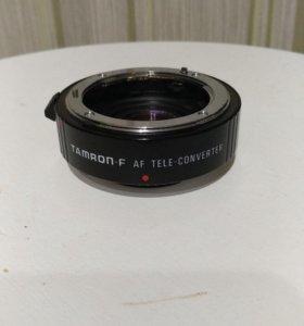 Телеконвертер Tamron-f 1.4X N-AFd MC4