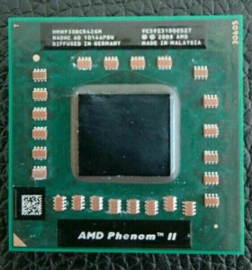 Процессор AMD Phenom