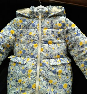 Куртка для девочки 86-98 см
